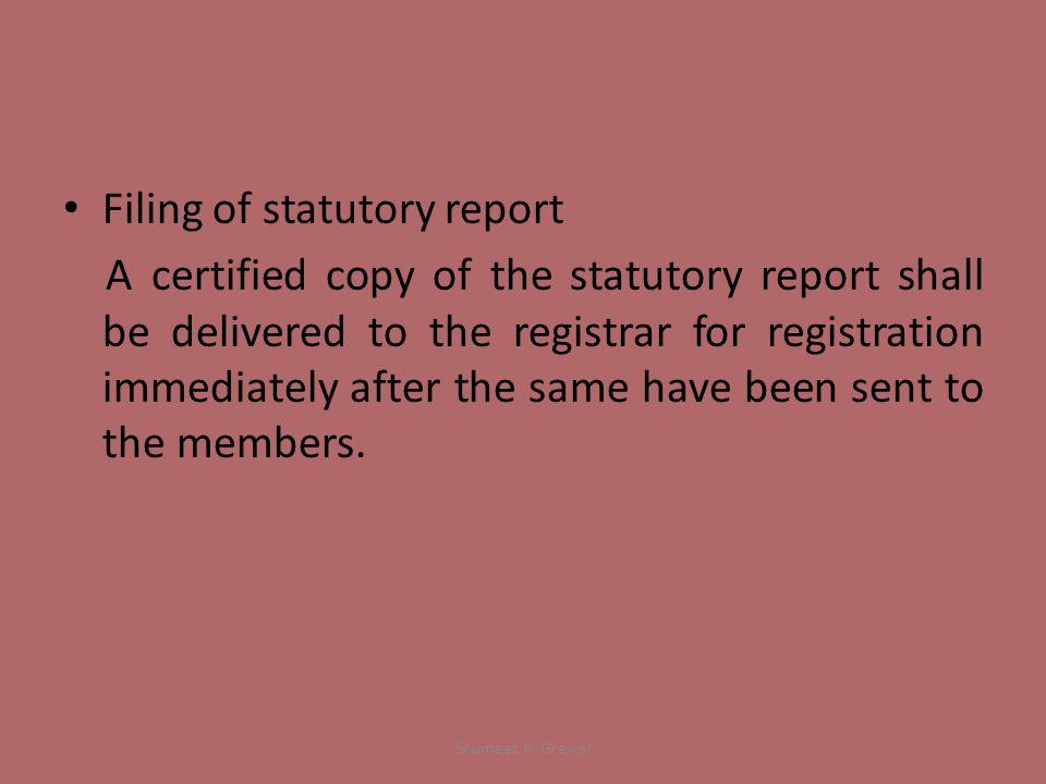 REQUISITES OF VALID MEETING Proper authority Notice Proper Quorum Chairman of meeting Minutes of Meeting Shumeet K.