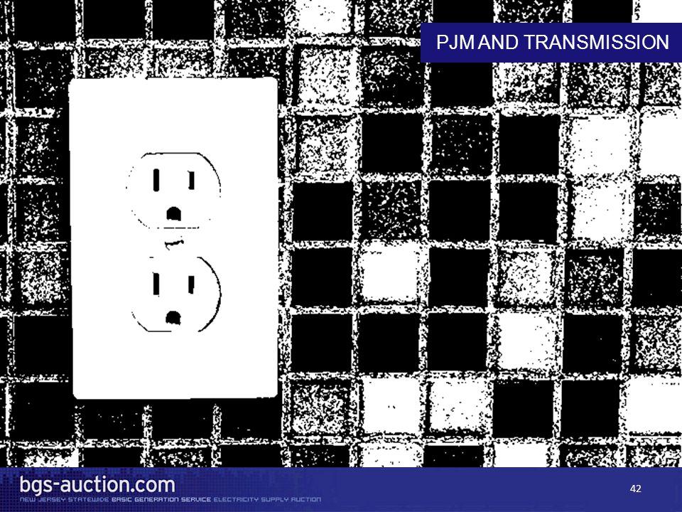 PJM AND TRANSMISSION 42