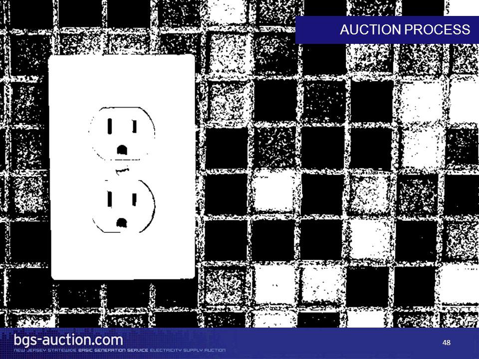 AUCTION PROCESS 48