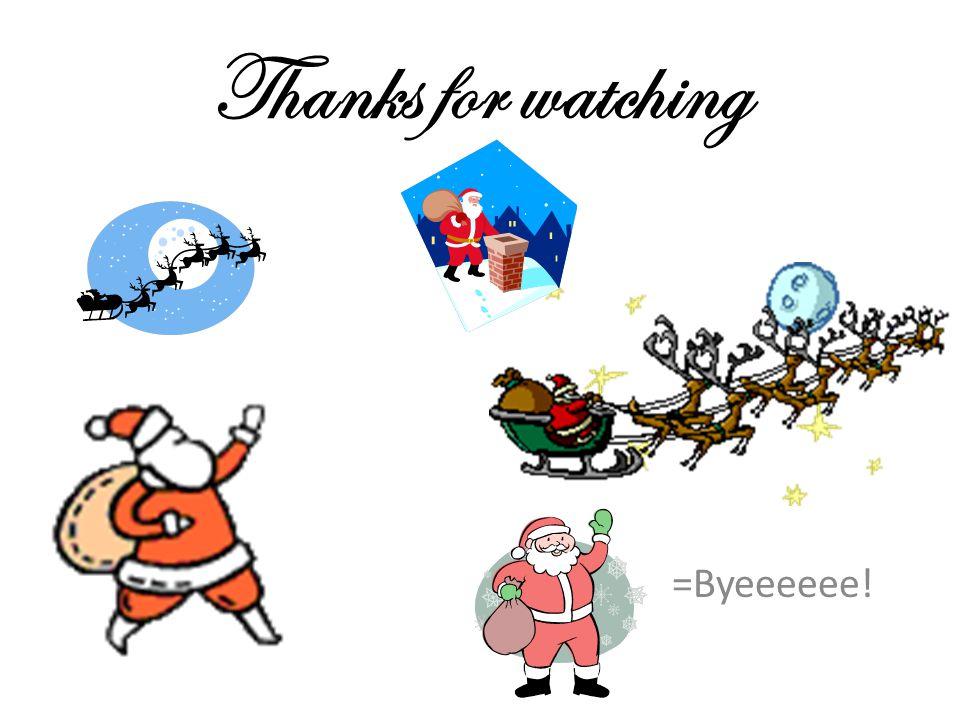 Thanks for watching =Byeeeeee!