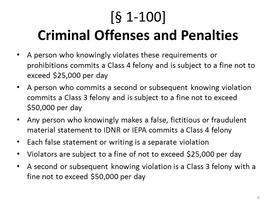 [§ 1-100] Criminal Offenses and Penalties Any criminal action shall be brought by the State's Attorney or the Attorney General and shall be conducted in accordance with the Code of Criminal Procedure of 1963 The period for commencing prosecution begins to run when the offense is discovered or reported 7