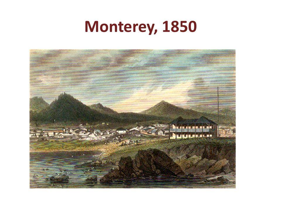 Monterey, 1850