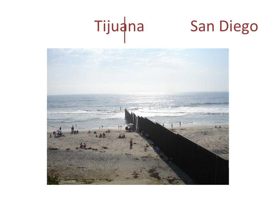 San Diego Tijuana