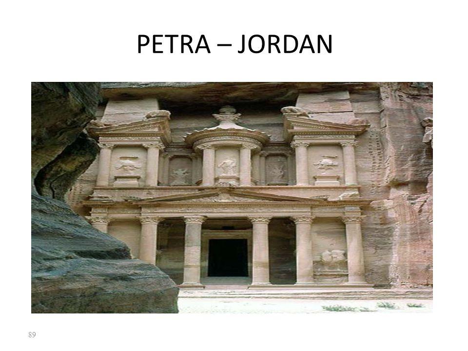 PETRA – JORDAN 89