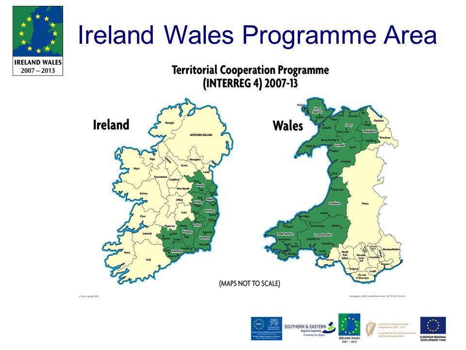 Ireland Wales Programme Area