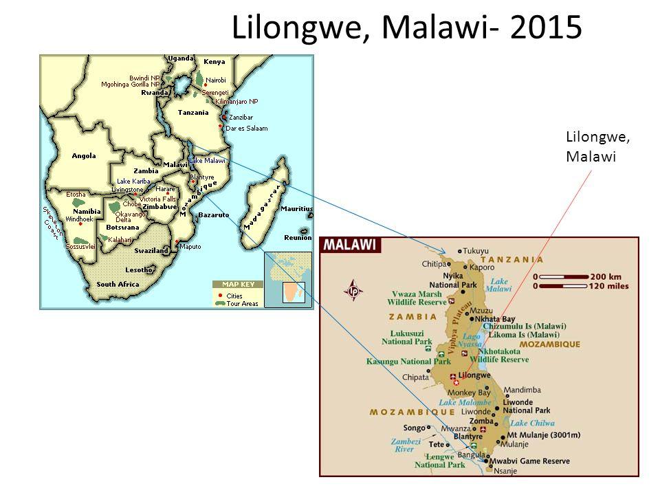 Lilongwe, Malawi- 2015 Lilongwe, Malawi