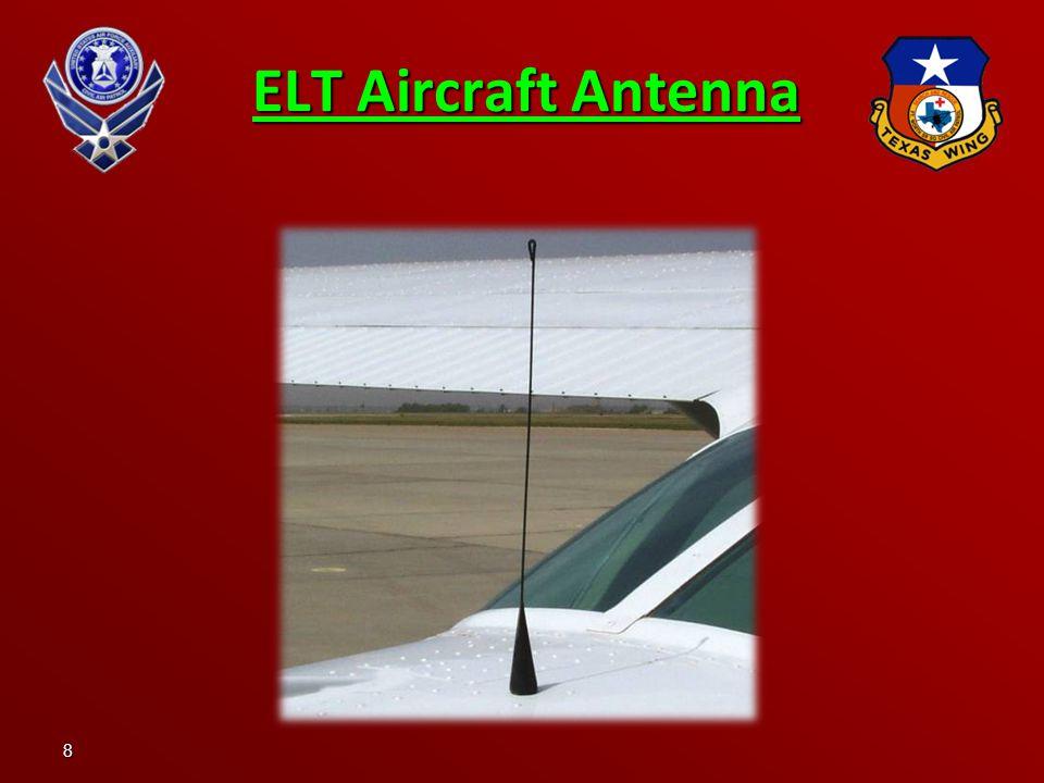 8 ELT Aircraft Antenna