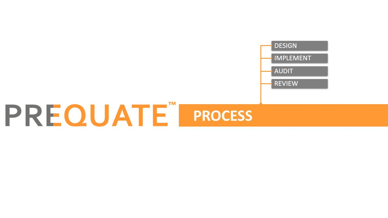 PROCESS ™ DESIGN IMPLEMENT AUDIT REVIEW
