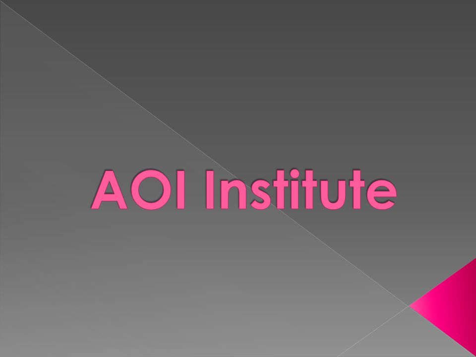 AOI Institute was first established in May 2003 and we are proudly the first fully online institute in Australia delivering IT course in Australia.