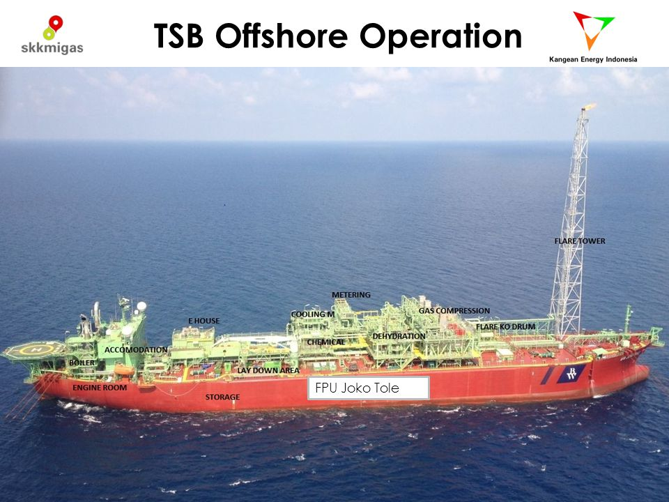 TSB Offshore Operation FPU Joko Tole