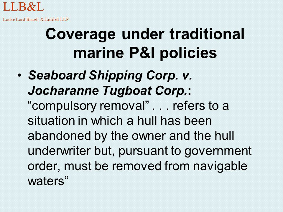 Progress Marine, Inc.v. Foremost Ins. Co.