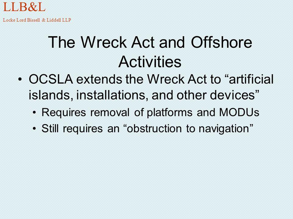 Tort Liability Negligence Other theories? LLB&L Locke Lord Bissell & Liddell LLP