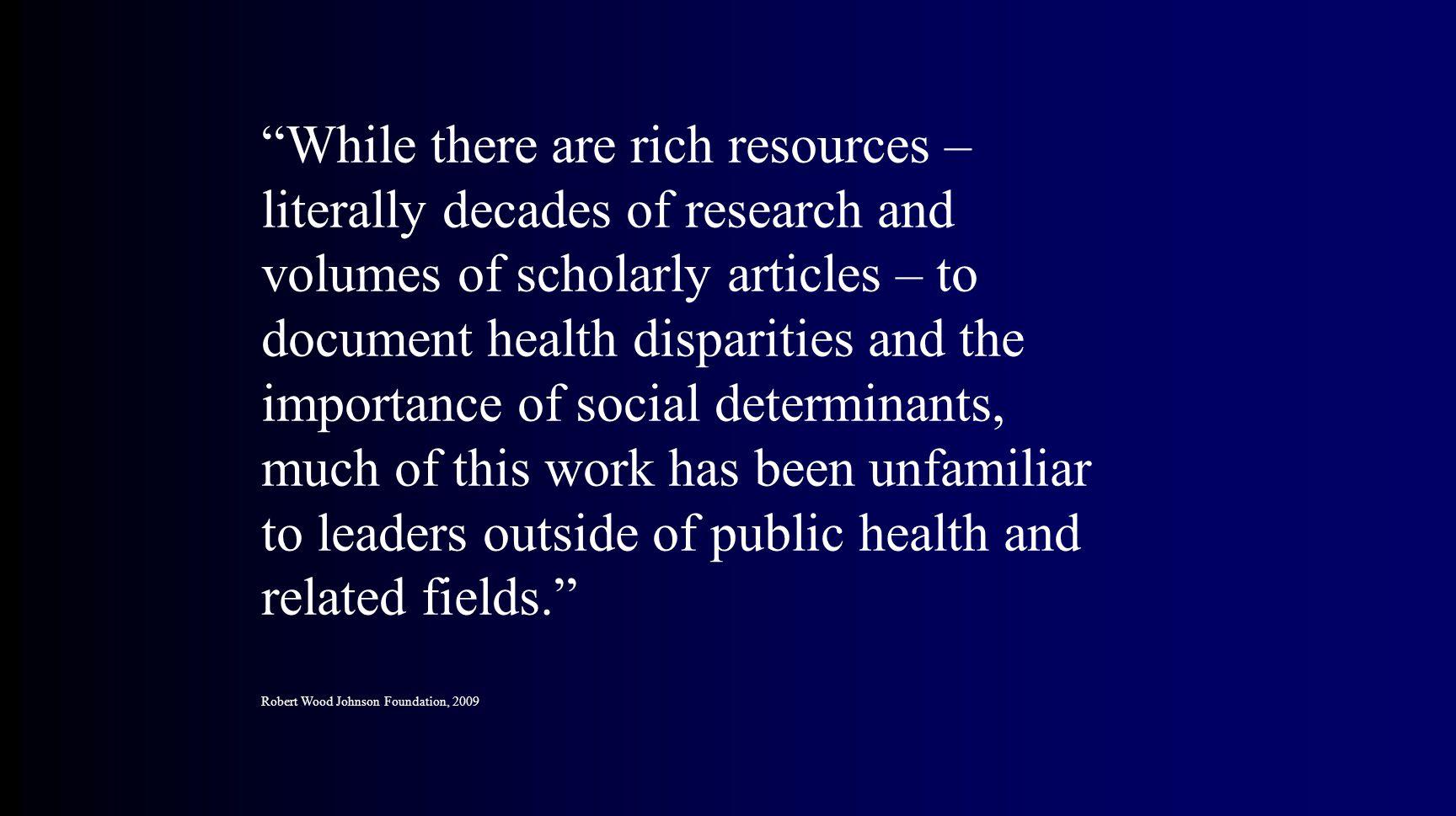 Help-Seeking Behaviors Responses to Disparities.