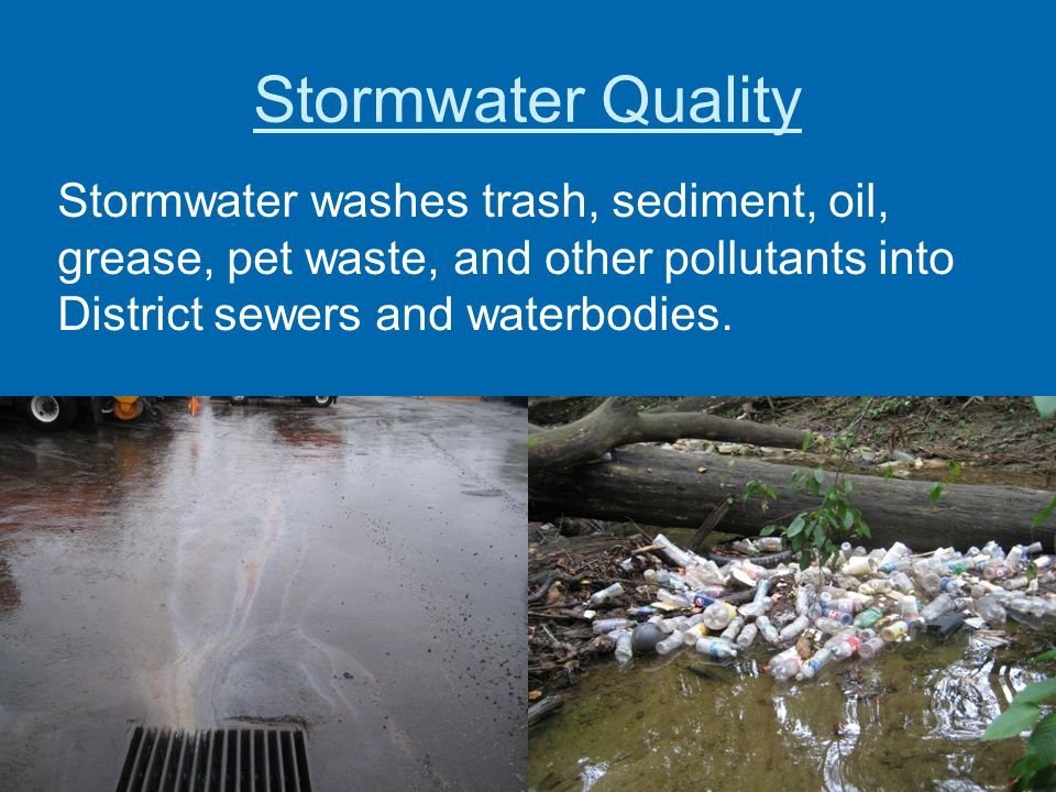 5 Its sheer volume erodes stream channels, toppling trees, washing sediment downstream, and severely degrading aquatic habitat.