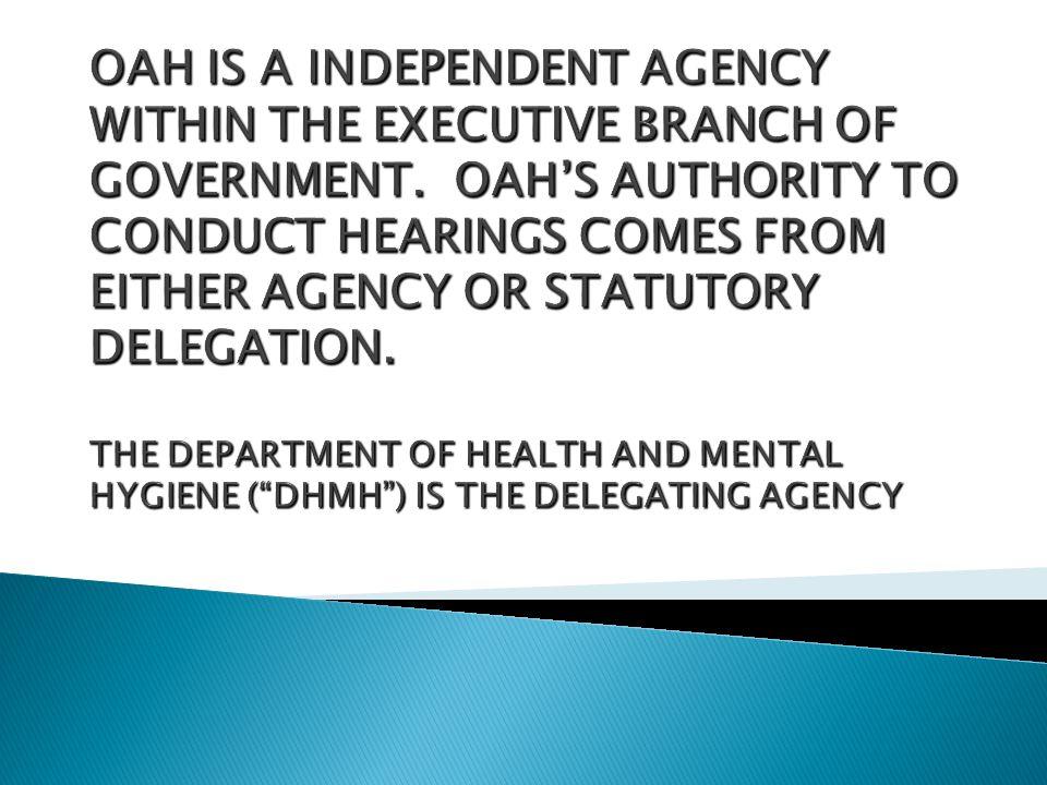 Health-General Article § 10-632 COMAR 10.21.01