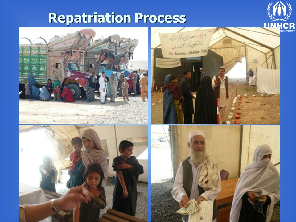 Repatriation Process