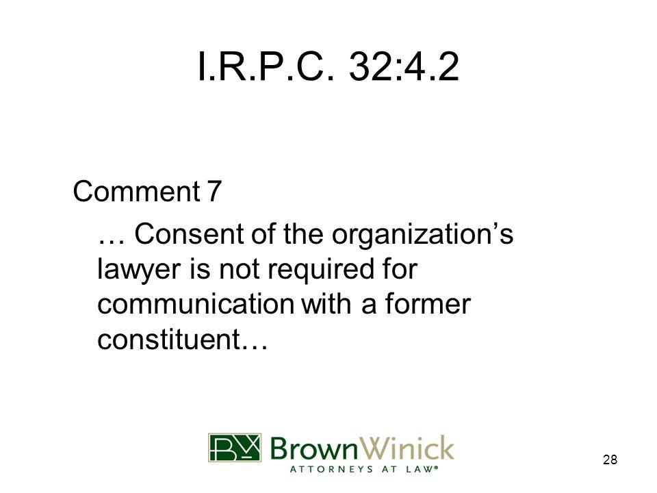 28 I.R.P.C.