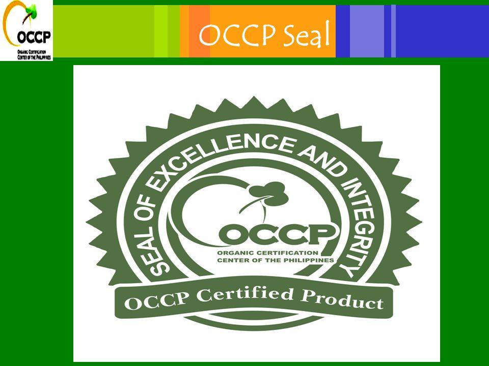 OCCP Seal
