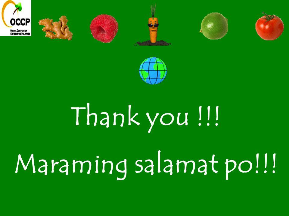 Thank you !!! Maraming salamat po!!!