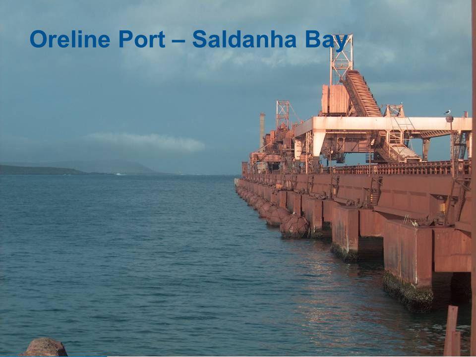 Oreline Port – Saldanha Bay