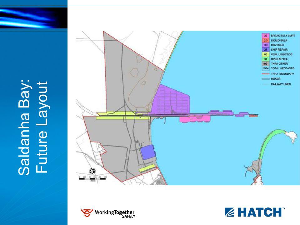 Saldanha Bay: Future Layout