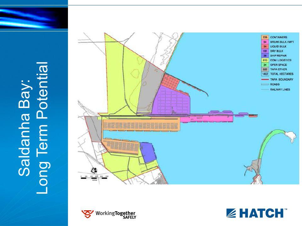 Saldanha Bay: Long Term Potential