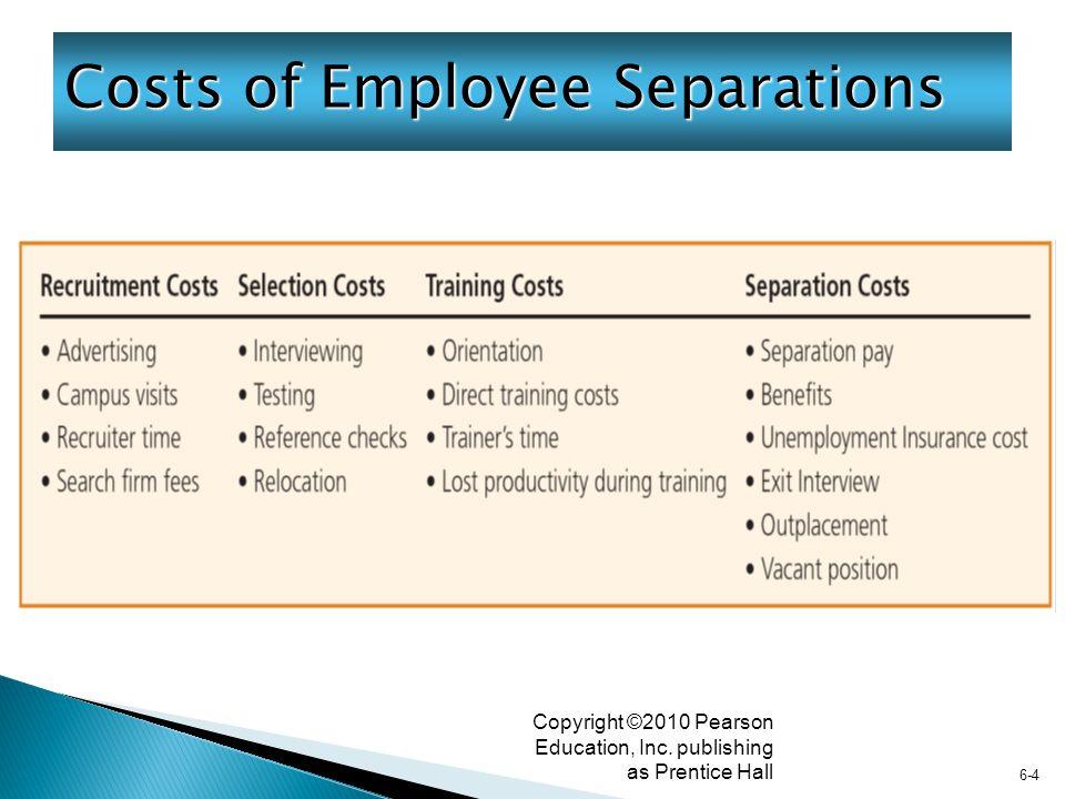 6-5 Copyright ©2010 Pearson Education, Inc.