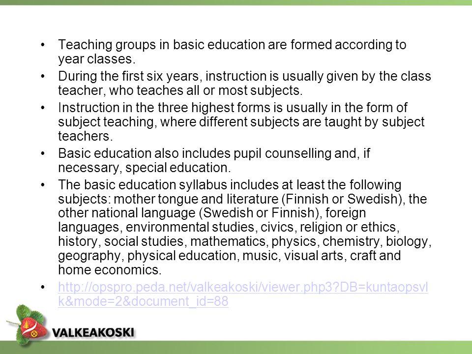 University Education There are twenty universities in Finland: ten multidisciplinary universities, three universities of technology, three schools of economics and business administration and four art academies.