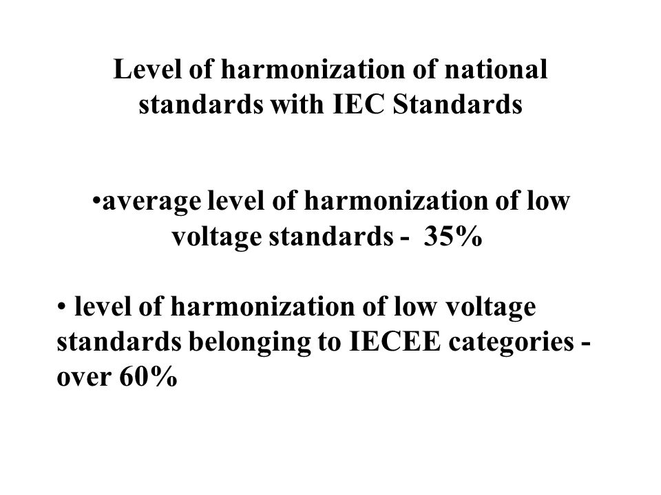 Relationship between IECEE certification schemes and Low Voltage Technical Regulation certification schemes IECEE CB Scheme IECEE CB FCS CB-FCS 2c or 3c certification schemes TESTINGTESTING IECEE CB-FCS 117 IECEE standard forms GOST R 52549-2006- based assessment of manufacturer's quality system in accordance with IECEE CB-FCS 101 CERTIFICATE CERTIFICATE REPORT REPORT