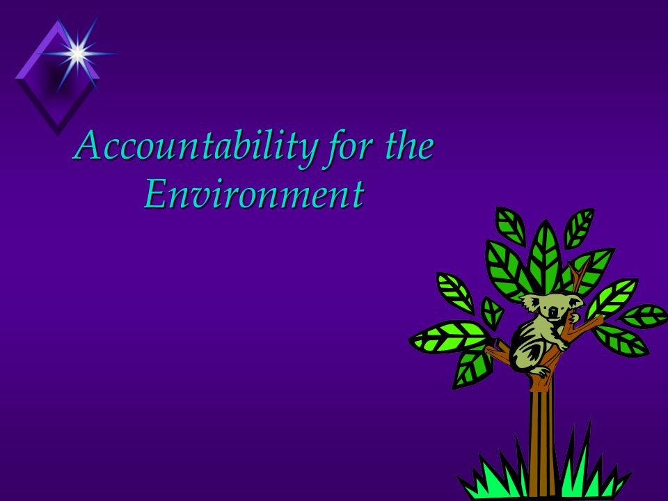 Incorporating sustainability in financial reporting u By regulation u a revised conceptual framework u new accounting standards u disclosure laws u Voluntarily u evidence that this has started to happen u can be explained using legitimacy theory