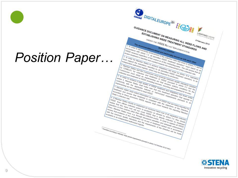 9 Position Paper…