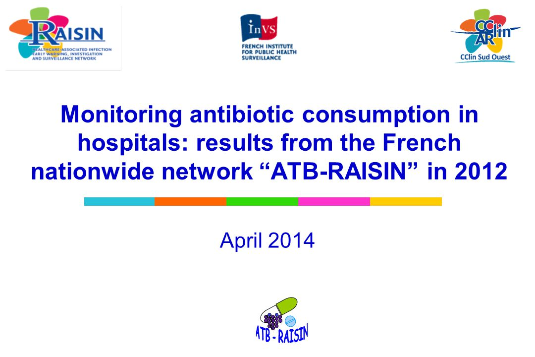 B.SCHLEMMER, AC. CREMIEUX, French Committee for prudent use of antibiotics S.