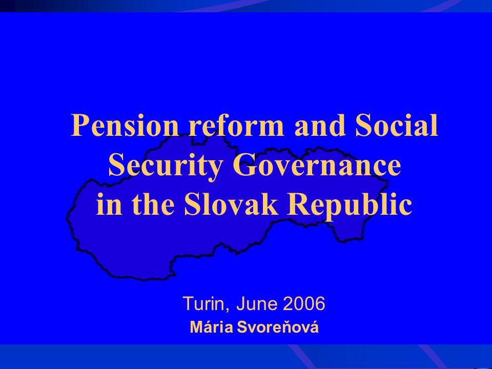 Statutory pension insurance 1.