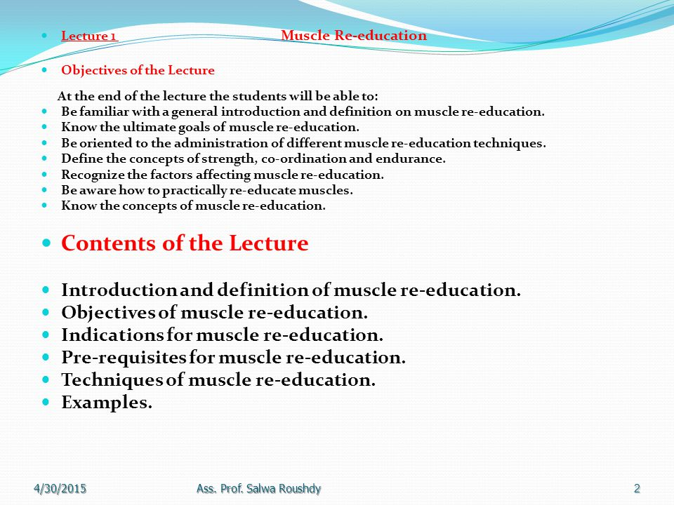5.Available Sensory Pathways Intact sensory & motor pathways are: important for necessary for m.