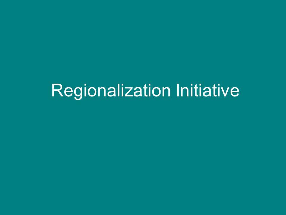Other Statewide Regional Programs Stroke Initiative Perinatal STEMI 8 7 6 5 1 3 2N 2S