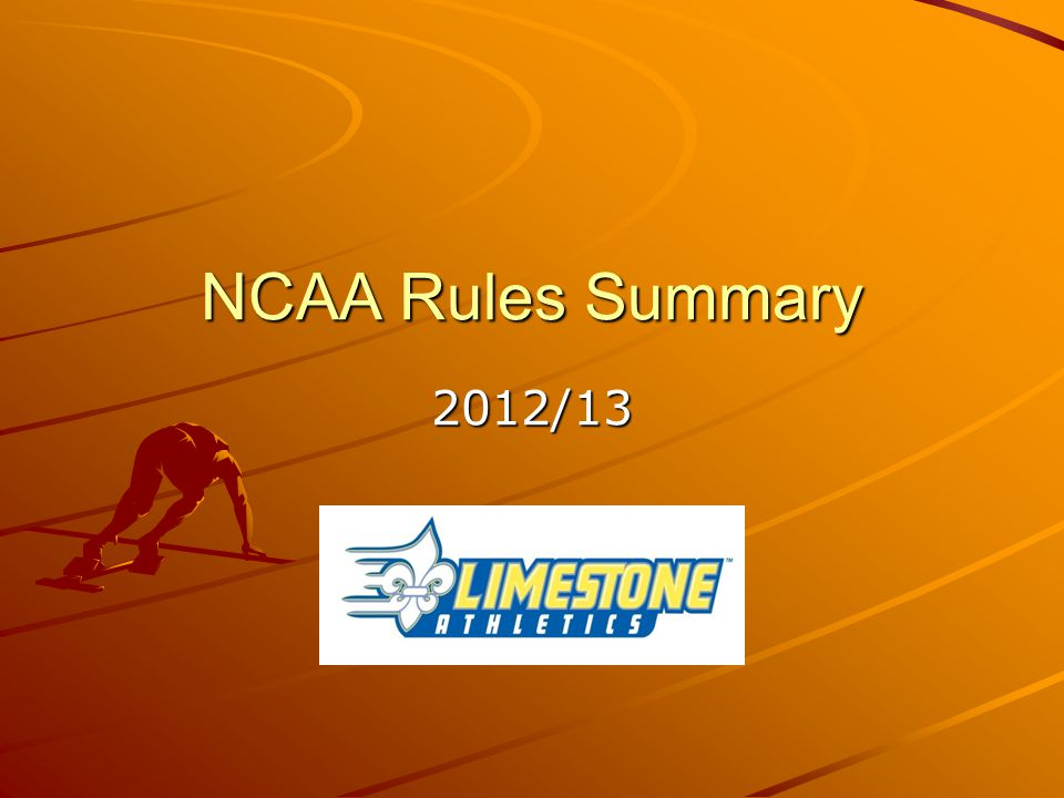 Ethical conduct – All Sports  Compete with honesty and sportsmanship at all times  Be forthcoming  Abide by NCAA Sports Wagering prohibitions  You are ineligible if you participate in any gambling activity on intercollegiate or professional athletics.