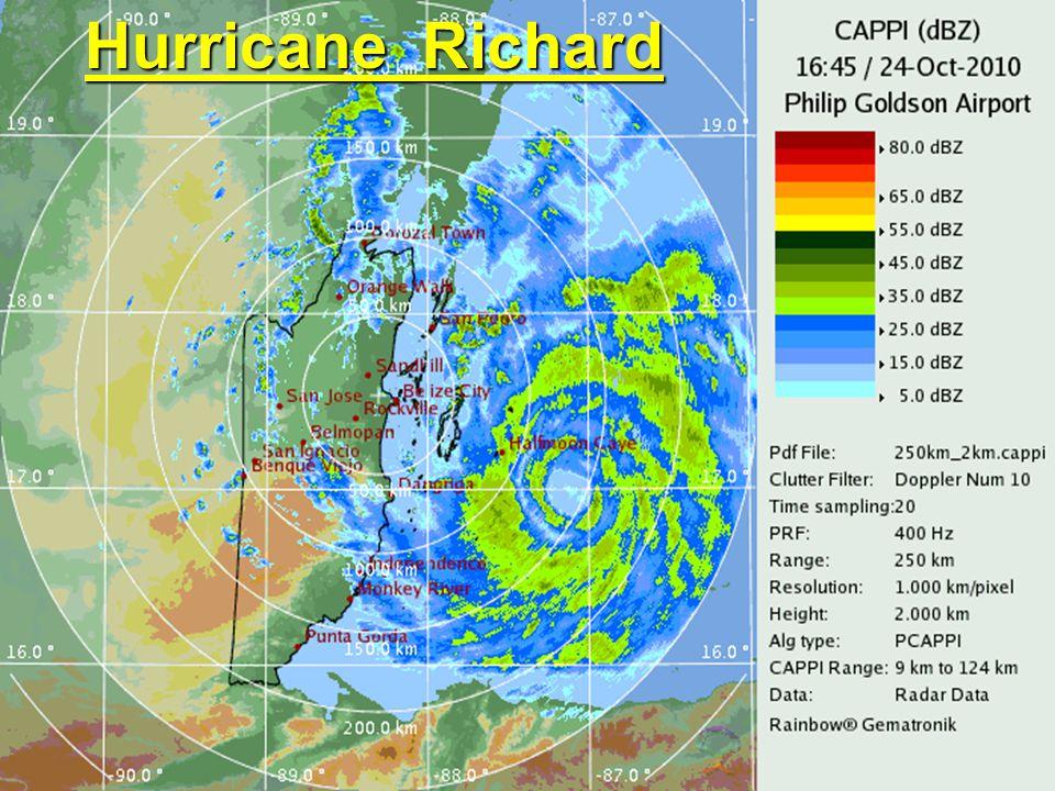 P. Noreen Fairweather, NEC - BELIZE Hurricane Richard