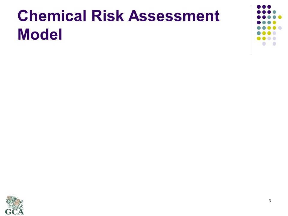 Component Risk Assessment Aquatic Toxicity-Acute (L/E/IC50) >100 ppm00 10-100 ppm1 1-10 ppm2 <1 ppm3 Biological Half-life minutes0 hours1 days22 weeks3 years4 Total Degree of Hazards:12 24