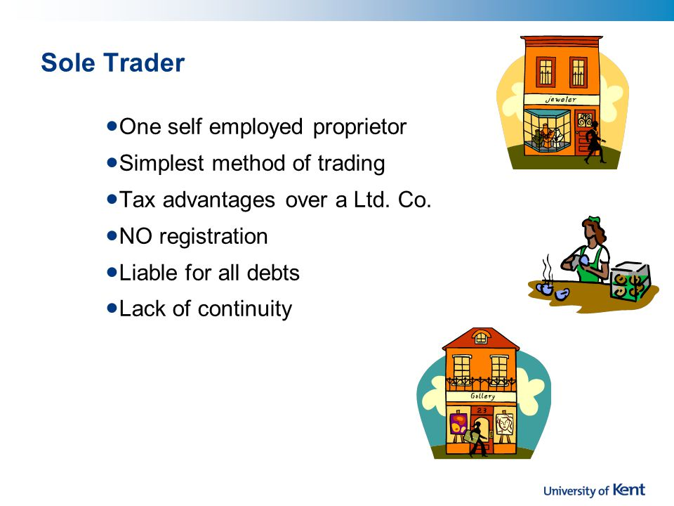 FORMS OF TRADING- What's the difference.
