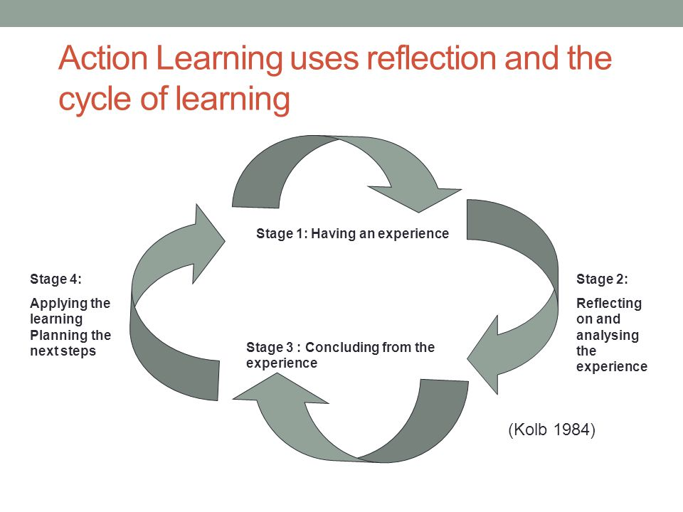 In summary Action learning facilitates the application of learning within the ECCF programme with benefits for Individuals Collaborative working The care of patients and their families Action Learning is about learning by, from and through action – so the rest of this afternoon we are going to learn about action learning ….