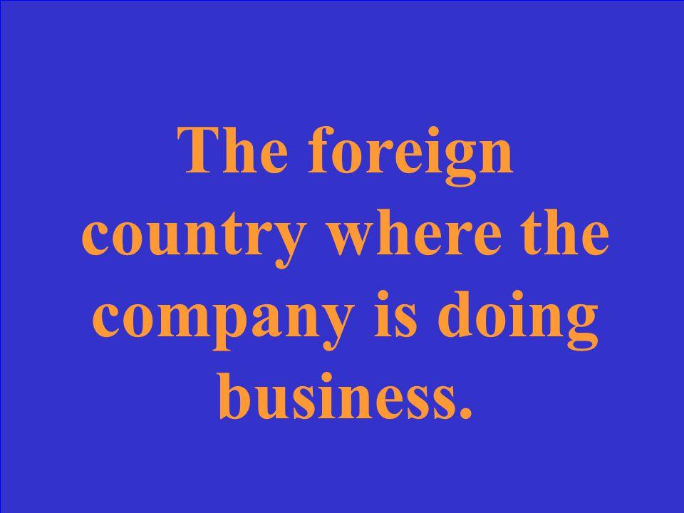 Who are expatriates