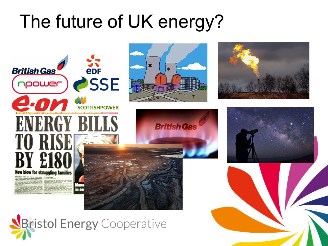 The future of UK energy?