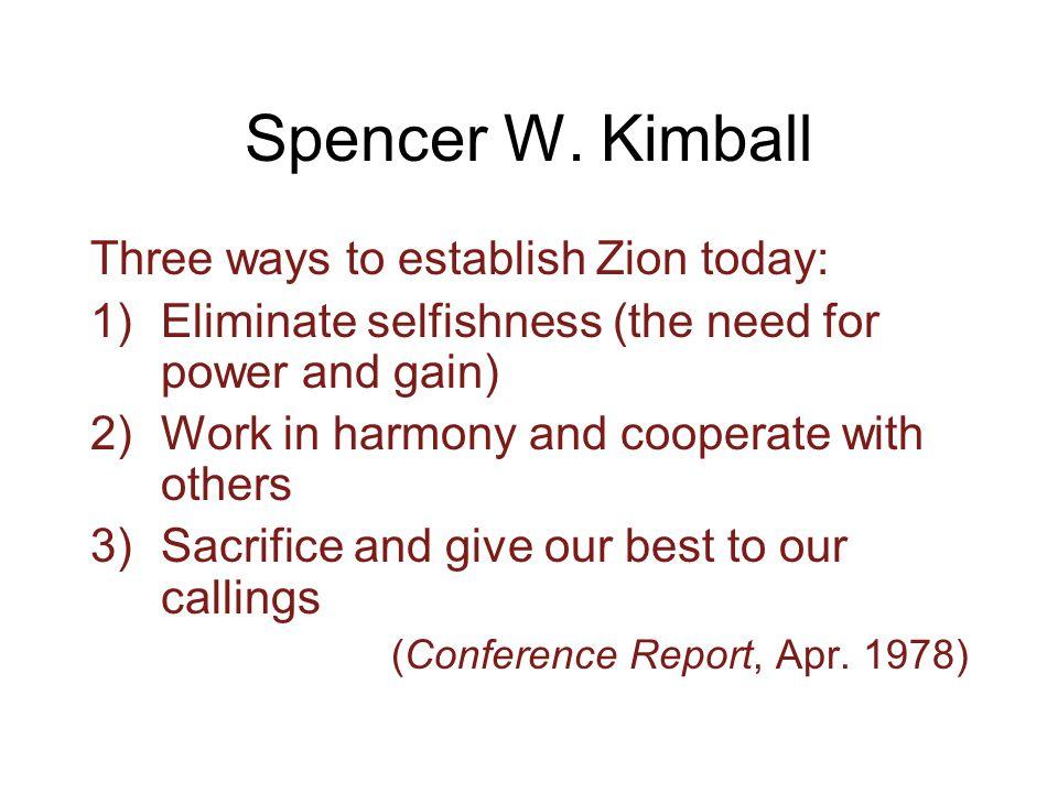 Spencer W.