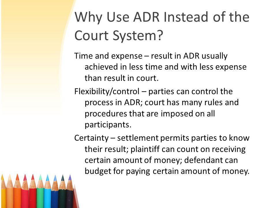 Arbitration cont.