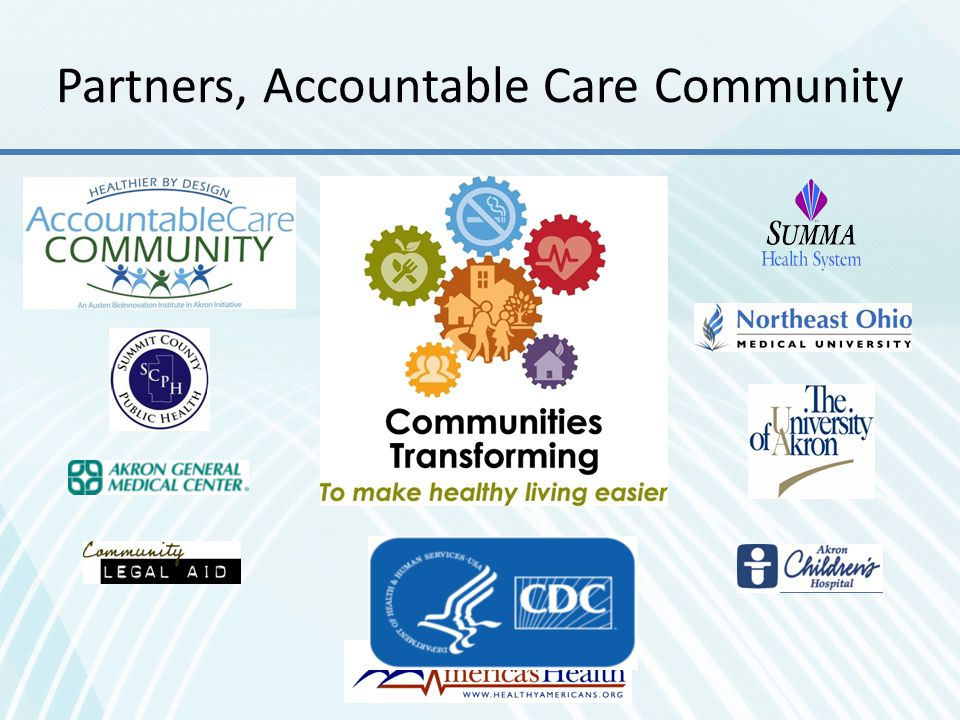 Partners, Accountable Care Community