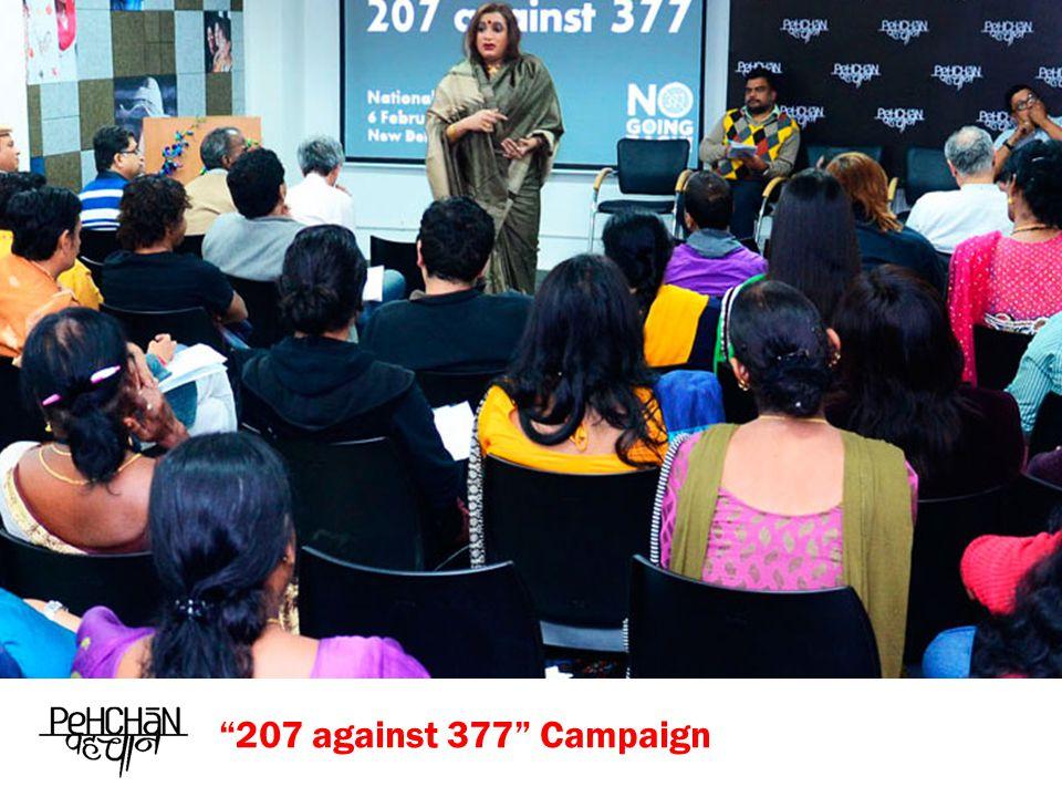 207 against 377 Campaign