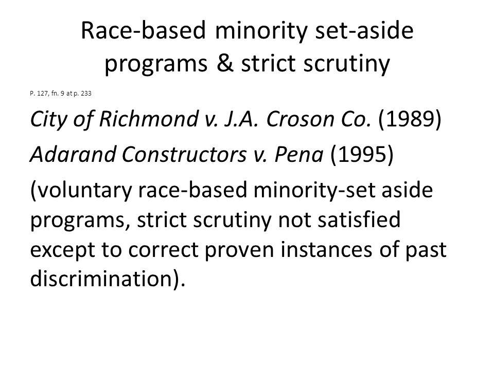 UAW v.Johnson Controls, Inc. (1991) pp. 142-49 Who were π class representatives.