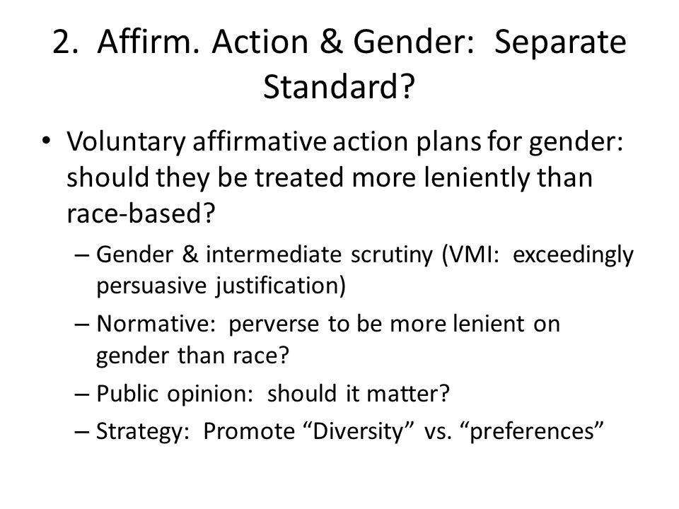 IV Standard for EPC gender challenge pp.
