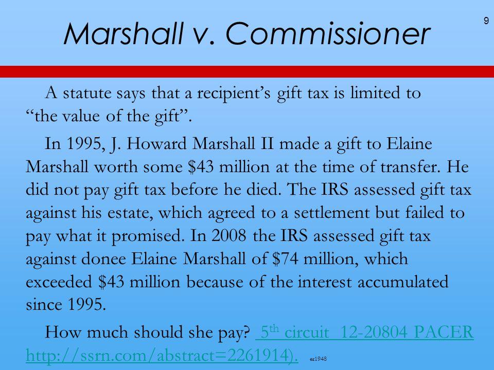 Marshall v.