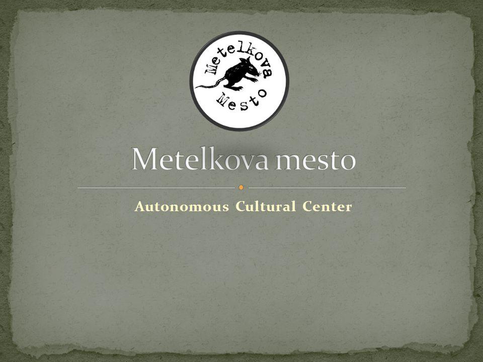 Autonomous Cultural Center